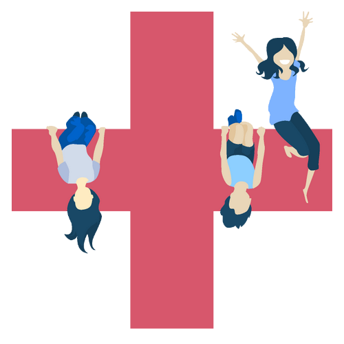 illustration medico social page accueil