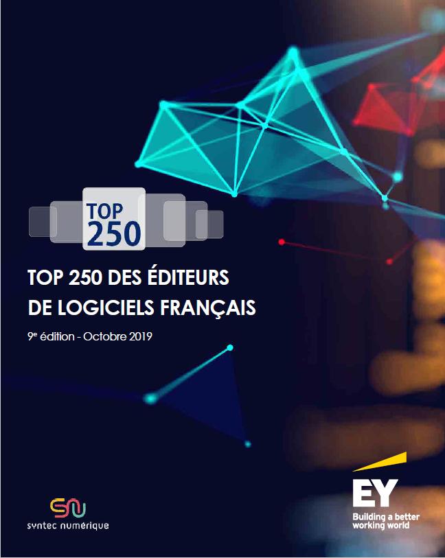 MEDIANE ADMILIA Top 250 des éditeurs de logiciels français 2019